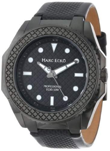 Marc Ecko The Hirst fuer Maenner -Armbanduhr Analog Quartz M15037G2