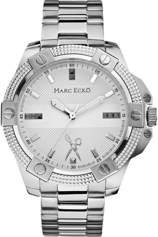 Marc Ecko Herren-Armbanduhr Analog Quarz Edelstahl M16532G1