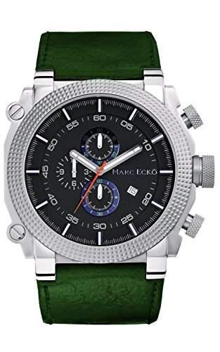 Marc Ecko Herren-Armbanduhr Chronograph Quarz M18515G2