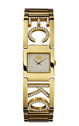 Uhr Marc ecko e15509l1 braccialato Damen Gold Glitzer The Hailey