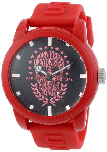 Uhr Marc Ecko The Emblem E06518g2 Herren Rot