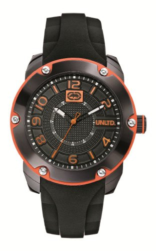 Uhr Marc Ecko The Solution E12527g3 Herren Schwarz