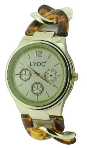 Lydc WomenArmbanduhr Analog Quarz Armband LYDC47B