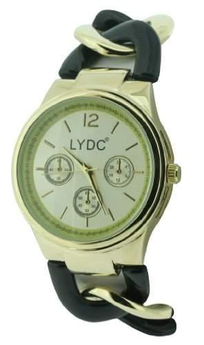 Lydc WomenArmbanduhr Analog Quarz Armband LYDC47D