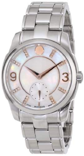 Movado Ladies Damen-Armbanduhr 0606619