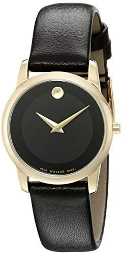 Movado Damen-Armbanduhr Batterie Analog 0606877