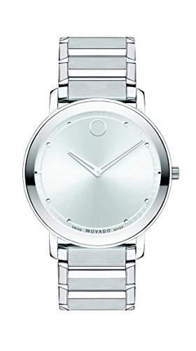 Movado Herren-Armbanduhr Batterie Analog 0606881