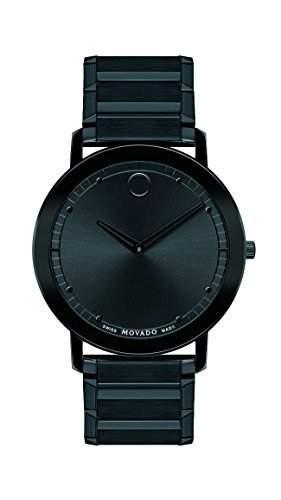 Movado Herren-Armbanduhr Batterie Analog 0606882