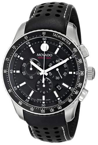 Movado Mens Herren-Armbanduhr 2600096