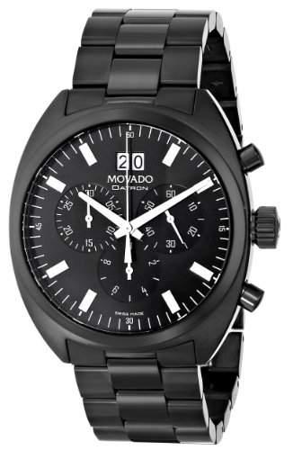 Movado Mens Herren-Armbanduhr 0606535