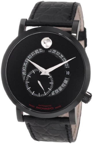 Movado Mens Herren Armbanduhr 0606485