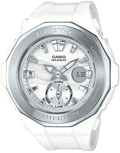 Casio GLEITEN DES BABYS G Reihe von Strand Glamping BGA 220 7AJF Frauenbewachung