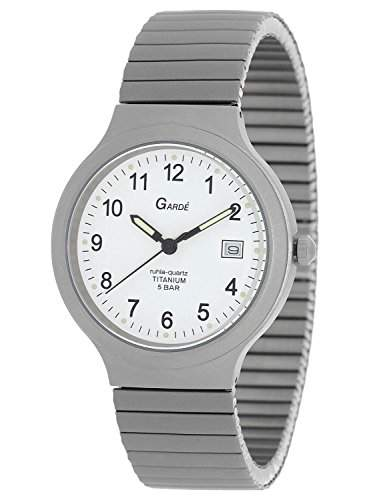 Gardé Elegance Titan Armbanduhr 1284-9