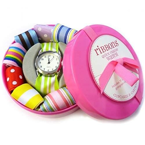 Ribbon Watch - die Uhr mit Schleife