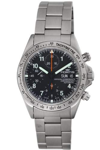 Fortis Herren 6301011 M Official Kosmonauten Chronograph