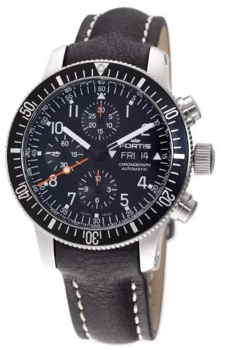 Fortis B-42 Official Cosmonauts Chronograph 6381011L01