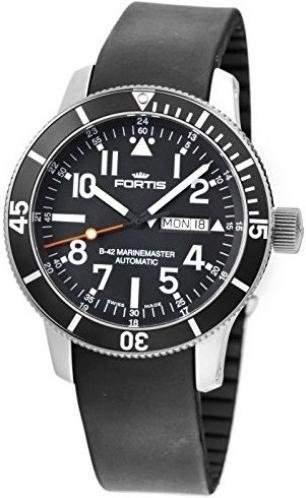 Fortis B42 Marinemaster Day Date 6472941 Herren Automatikuhr Massives Gehäuse