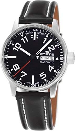 Fortis Spacematic 6231041L01 Herren Automatikuhr Streng Limitierte Auflage