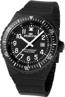 Fortis Colors C01704101852 Herrenarmbanduhr Armband auswechselbar