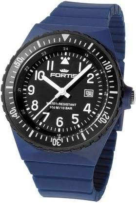 Fortis Colors C05704101852 Herrenarmbanduhr Armband auswechselbar