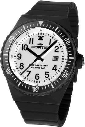 Fortis Colors C01705101852 Herrenarmbanduhr Armband auswechselbar