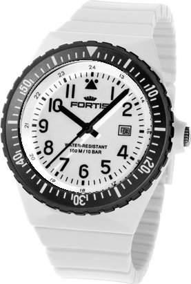 Fortis Colors C02705101852 Herrenarmbanduhr Armband auswechselbar