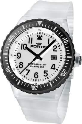 Fortis Colors C40705101852 Herrenarmbanduhr Armband auswechselbar