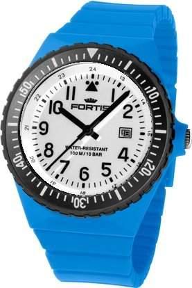 Fortis Colors C17705101852 Herrenarmbanduhr Armband auswechselbar