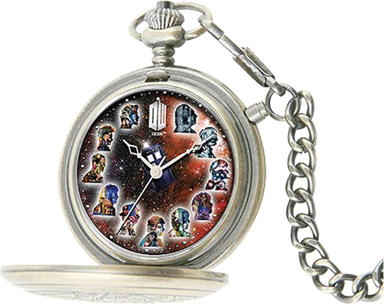 Dr Who Herren-Armbanduhr Analog Quarz DR207