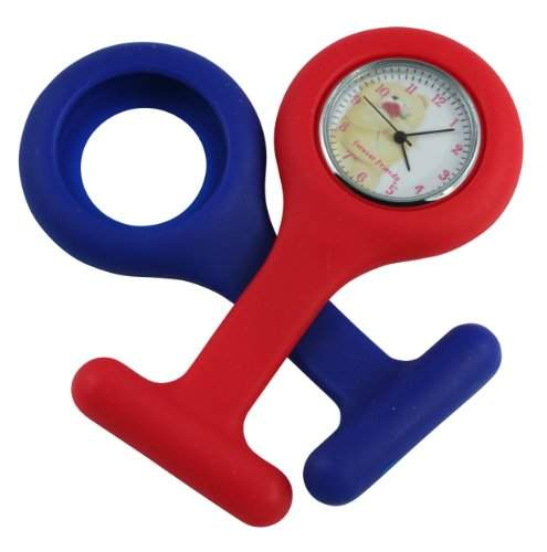 Forever Friends Women- Armbanduhr Analog Quarz Silikon mehrfarbig FFR74B