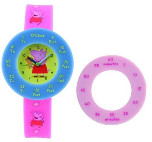 Peppa Pig Uhr Quarz PEP3