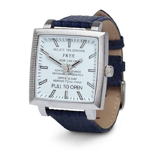 Dr Who Herren-Armbanduhr Analog Quarz DR173