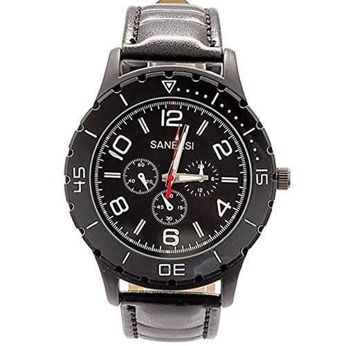 Fashion Neue Marken-Armband-Ketten Runde Silikon-Mann-Uhr-Quarz-Sport-Uhren zu Jungen