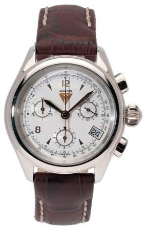 Junkers Chrono 6289-1 Chronograph fuer Sie Made in Germany