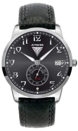 Junkers Inspiration 6337-2 Flatline Armbanduhr fuer Sie Made in Germany
