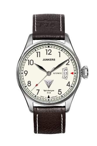 Junkers Herren-Armbanduhr Serie Spitzbergen F13 6164-5