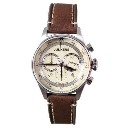 "Junkers Herren-Armbanduhr Chronograph 6180-4F13 "" Limited Edition """