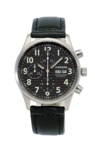 Junkers Herren Automatik-Chronograph 6218-2