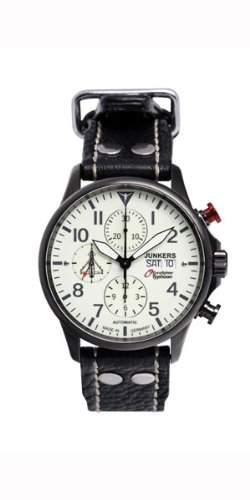 Junkers 6820-5 Herren-Uhr EurofighterII Chronograph Automati