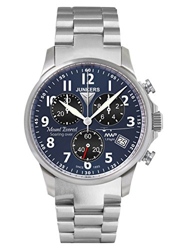 Junkers 6894M 3 MWP G10 Chronograph