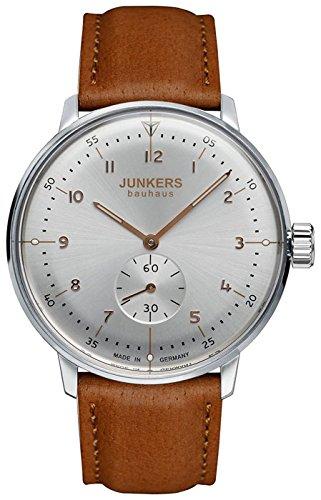 Junkers Bauhaus Handaufzug Herrenuhr 6030 5