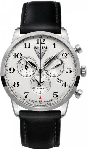 Junkers Chrono Alarm JU6380 4 Elegante Made in Germany