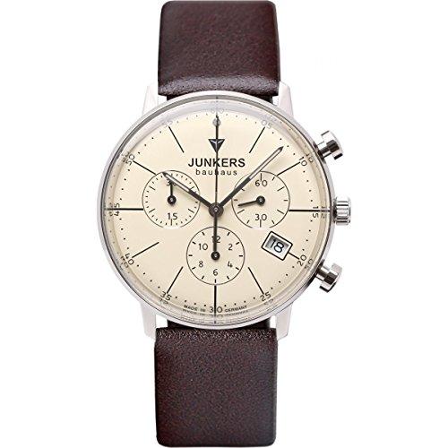 Junkers Chronograph Quarz Leder 60895