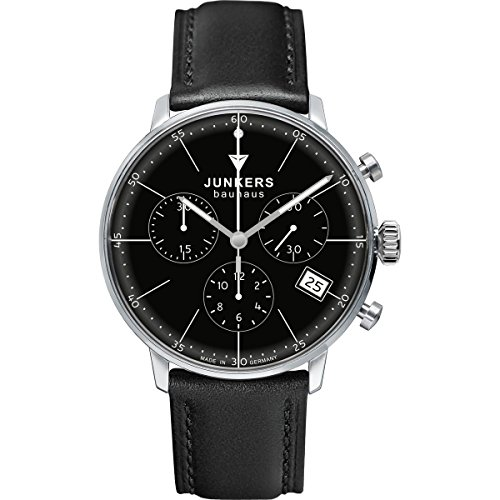 Junkers Chronograph Quarz Leder 60892