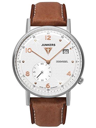 Junkers Eisvogel F13 Damen Armbanduhr 6731 5
