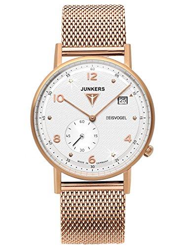 Junkers Eisvogel F13 Damenarmbanduhr 6733M 5