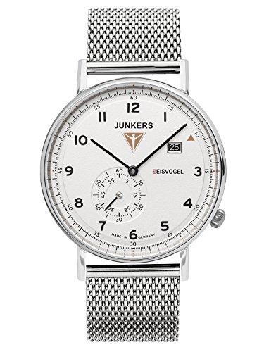 Junkers Eisvogel F13 Herrenarmbanduhr 6730 M1