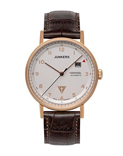 Junkers Analog Automatik Leder 67564