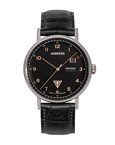Junkers Analog Automatik Leder 67545