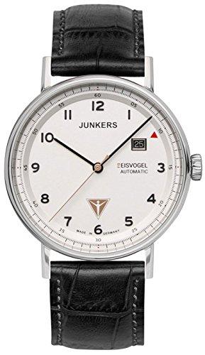Junkers Analog Automatik Leder 67541